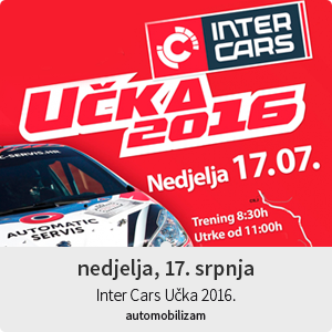 Inter Cars Učka 2016